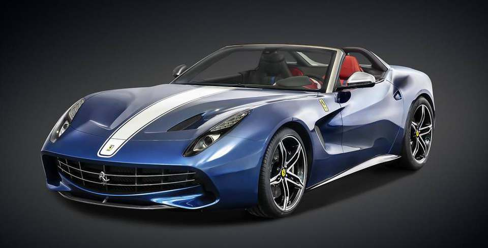 60'�nc� Y�la �zel Ferrari F60America