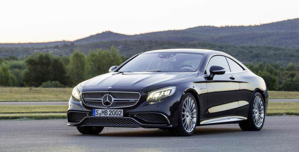 630 HP'lik S65 AMG Coupe