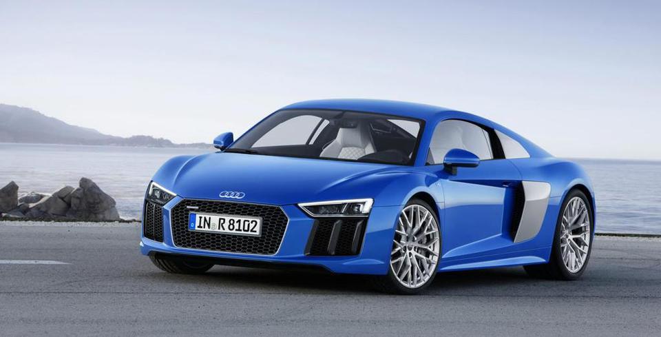 Audi R8'de �kinci Perde