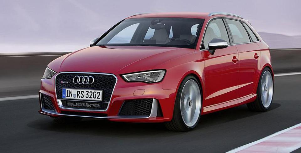 Audi RS3 Sportback G�n Y�z�ne ��kt�