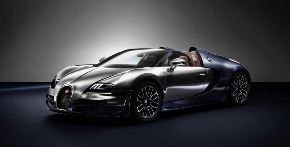 Bugatti'nin En �zel Versiyonu
