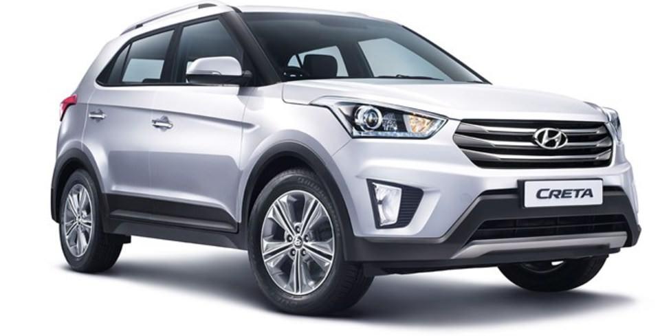 Hyundai�nin K���k S�n�f Crossover Ata�� Creta