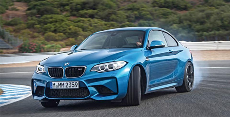 S�R�� �ZLEN�M� - BMW M2 Coupe