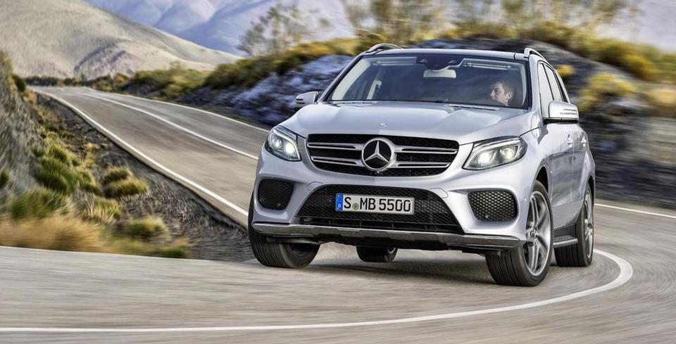 New York�ta Mercedes-Benz GLE Parlayacak