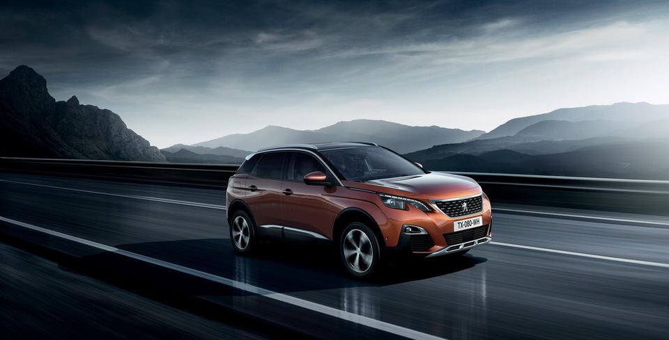 Nissan Qashqai�ye �ddial� Rakip : Peugeot 3008