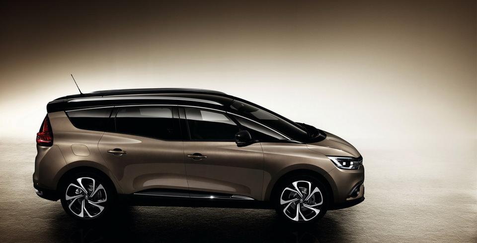 Renault Grand Scenic Tamamen Yenilendi