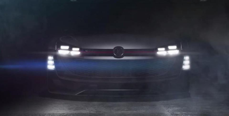 Volkswagen�in Yeni GTI��