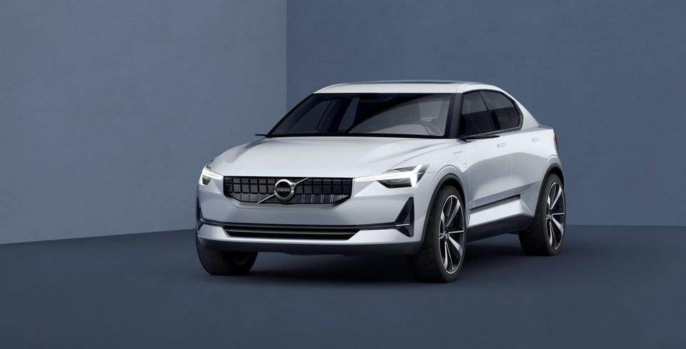 Volvo'dan Yepyeni 40 Serisi