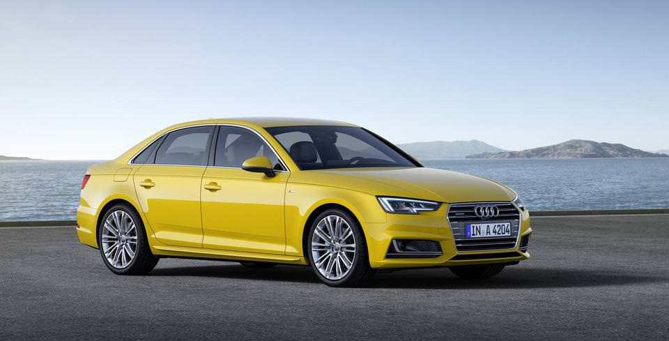 Yeni Audi A4 Kendini G�sterdi