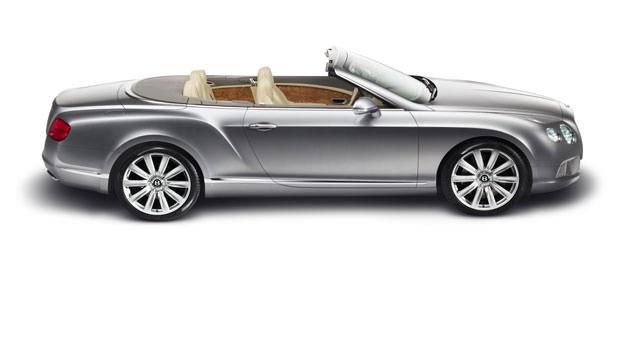 Yeni Bentley Continental GTC