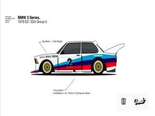 BMW 3 Serisi'nin 40 Yıllık Evrimi
