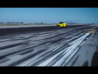 Dünyanın En Hızlı Üstü Açık Otomobili