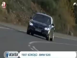 BMW 520i Test Sürüşü ve Detaylı İnceleme