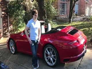 Porsche 911 ile Doom oynamak!