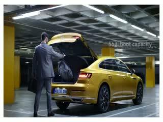 İşte Volkswagen Arteon'un ilk videosu