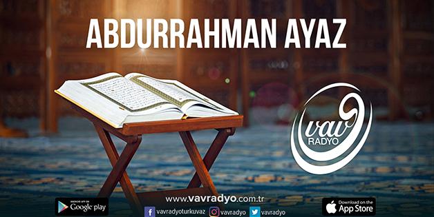 Abdurrahman Ayaz