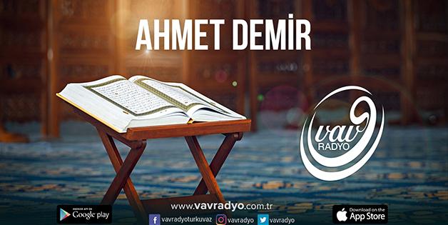 Ahmet Demir