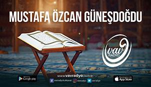 Mustafa Özcan Güneşdoğdu