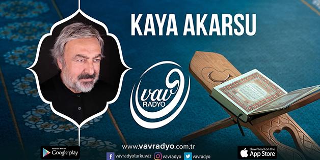 Kaya Akarsu
