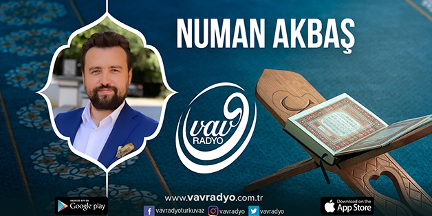 Podcast Numan Akbaş'ın Sesinden Mealli Mukabele