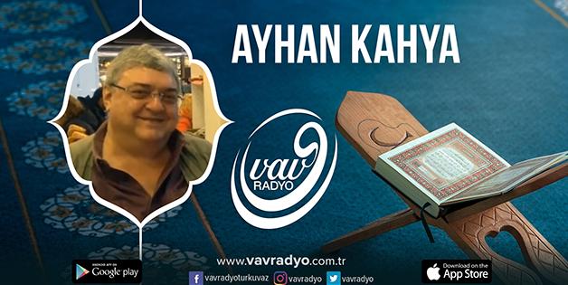 Ayhan Kahya