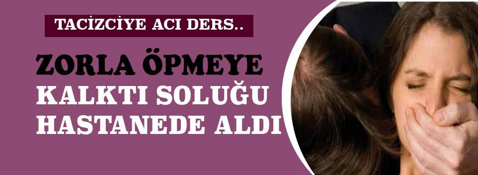 ZORLA GÜZELLİK HASTANEDE BİTTİ...
