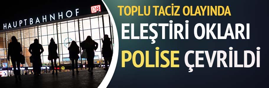 ELEŞTİRİ OKLARI POLİSE YÖNELDİ