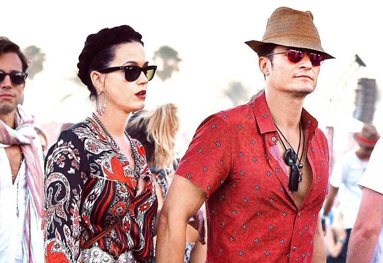 KATY PERRY VE ORLANDO BLOOM AYRILDI