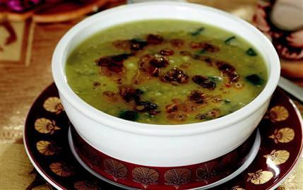 Hindistan Usulü Mercimek Çorbası