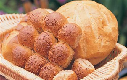 Ekmek Yaparken