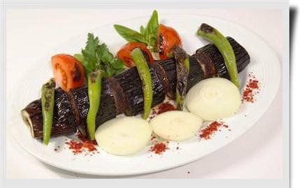 Patl�can Kebab�