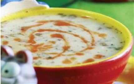 Mercimekli Yoğurt Çorbası