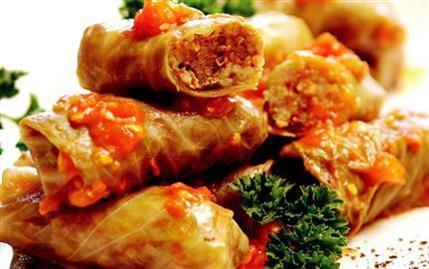 K�� sebzeleri yemekleri