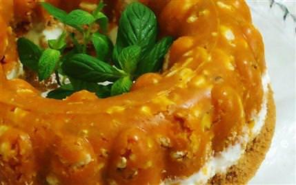 Bisküvili Kabak Pastası