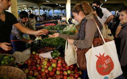 Gıda güvenliği için çözüm: Organik pazarlar