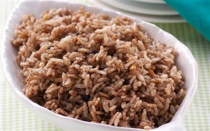 Baharatlı Pirinç Pilavı