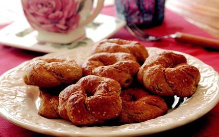 Baharatlı Tatlı Çörek