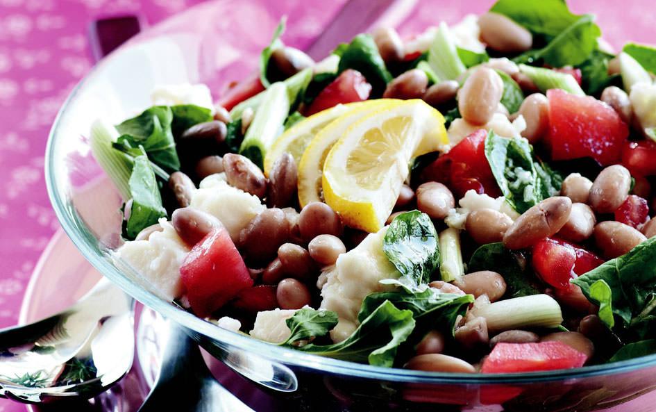 Barbunyalı Roka Salatası