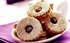 Marmelatl� kurabiyeler