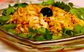 cevizli bulgur salatası middot acılı lahana salatası