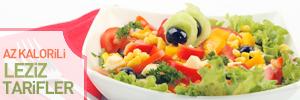 Az kalorili cok lezzetli tarifler