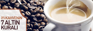Kahvenin alt�n kural�