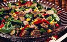 Haftaya salata ile ba�lang�� yap�n