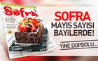 Sofra May�s 2016 say�s� bayilerde!