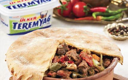 Sebzeli ��mlek Kebab�