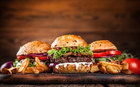 Burger severler Zorlu Center'da bulu�uyor