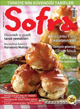 Sofra'n�n Ekim say�s� ��kt�!