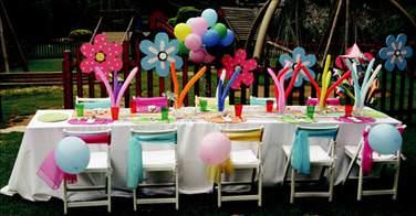 Çocuk doğum günü için sürpriz parti!