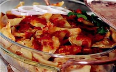 Kayseri mutfağından meşhur yemekler