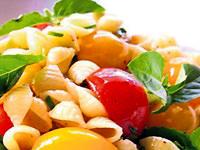 Makarna salatas�